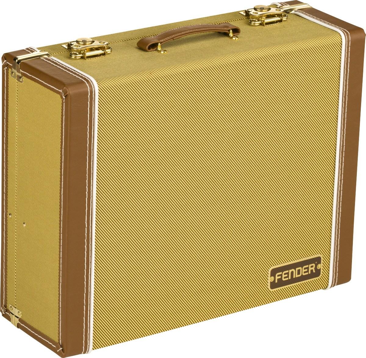 アクセサリー・パーツ, エフェクターケース Fender Tweed Pedalboard Case Small