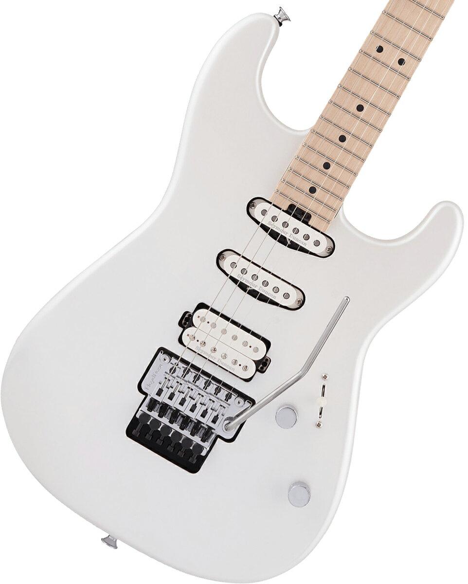 ギター, エレキギター Charvel Pro-Mod San Dimas Style 1 HSS FR M Blizzard Pearl YRK