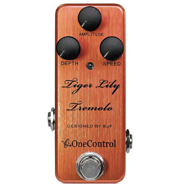 ギター用アクセサリー・パーツ, エフェクター One Control Tiger Lily Tremolo WEBSHOP