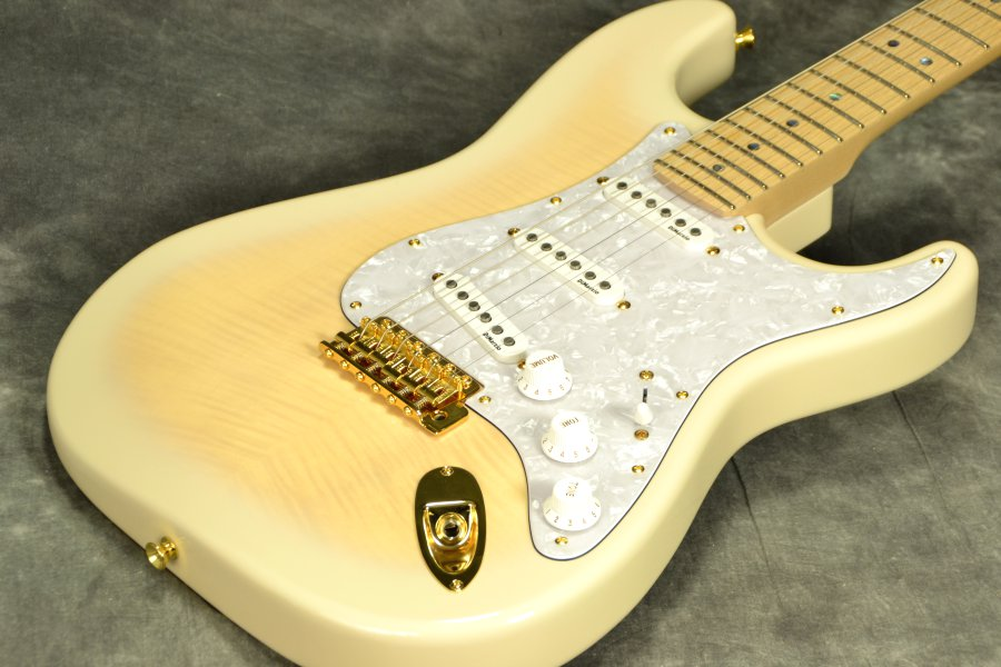 ギター, エレキギター 1012Fender Japan Exclusive Richie Kotzen Stratocaster See-through White BurstYRK1!2306619444005