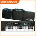 【在庫あり】Roland ローランド / JUNO-DS61 シンセサイザー (JUNO-DS)《背負えるケース付:811133700》《Rolandロゴ入りモバイルバッテリー&マフラータオルプレゼント:79360》