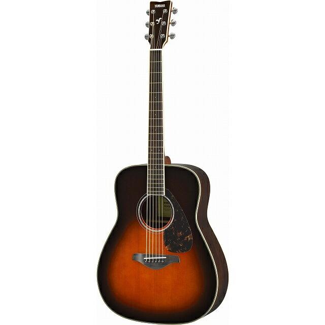 ギター, アコースティックギター  YAMAHA FG830 Tobacco Brown Sunburst (TBS) FG-830 2308111771009YRK230811182000 4