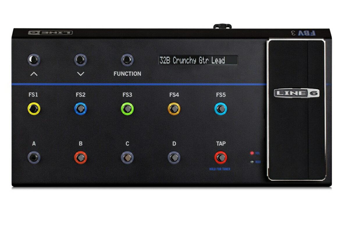 楽器・音響機器, その他 LINE6 FBV3 LINE6WEBSHOP