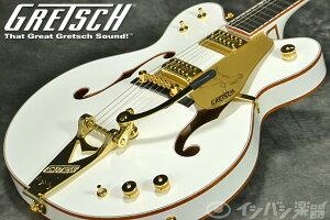 Gretsch / G6136DC White Falcon Double Cutaway エレキギター グレッチ ホワイトファルコン ダ...