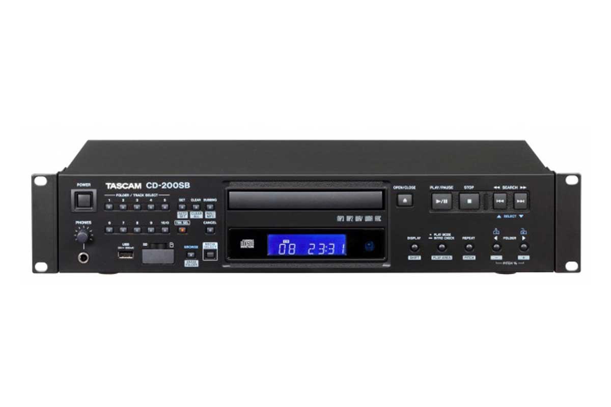 DJ機器, CDJプレイヤー TASCAM CD-200SB CD
