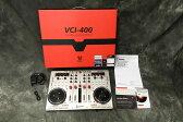 Vestax / VCI-400DJ USB MIDI Audio Controller 【展示品特価】【Serato DJ対応】【送料無料】