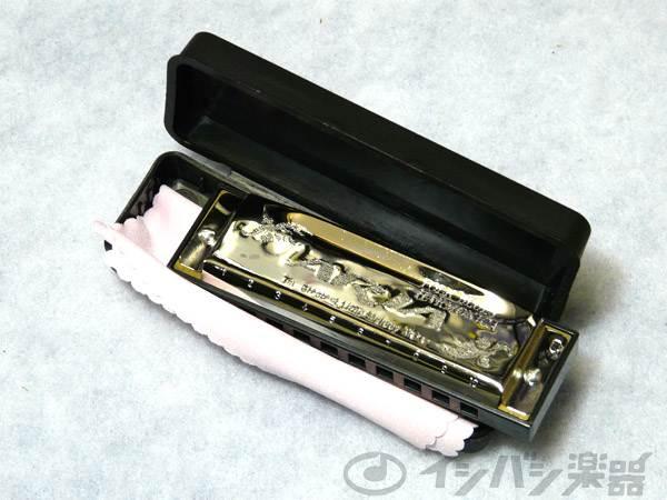 ARIA / Harmonica 10-Holes Blues Harp AH-1020 Key:E 【★お取り寄せ】画像