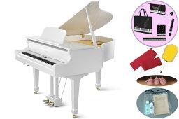 【全国組立設置無料】Roland ローランド / GP609 PWS 白塗鏡面艶出し塗装仕上げ 電子ピアノ (GP-GP609)(GP609-PWS)【お手入れセットプレゼント:set78333】《レッスンバッグセットプレゼント:2304111387004》【代引不可】【YRK】《納期:別途ご案内》