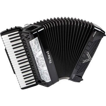 Roland ローランド / V-Accordion FR-8X BK ブラック Vアコーディオン ピアノ鍵盤タイプ【お取り寄せ商品】【YRK】