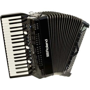 Roland ローランド / V-Accordion FR-4X BK ブラック Vアコーディオン ピアノ鍵盤タイプ【YRK】