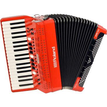 Roland ローランド / V-Accordion FR-4X RD レッド Vアコーディオン ピアノ鍵盤タイプ【YRK】