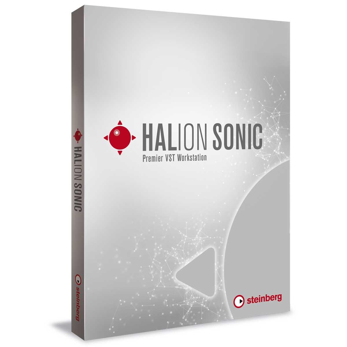 PCソフト, 音楽制作 Steinberg HALion Sonic