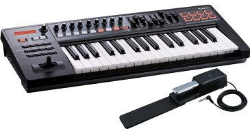 Roland ローランド / A-300PRO-R MIDIキーボード【DP-10ペダルセット!】【YRK】