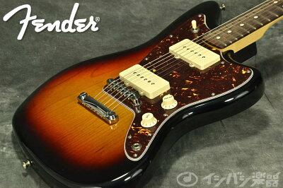 【アウトレット特価】Fender USA フェンダー / American Special Jazzmaster 3 Color Sunburst USA製 ジャズマスター【S/N US31063237】【送料無料】