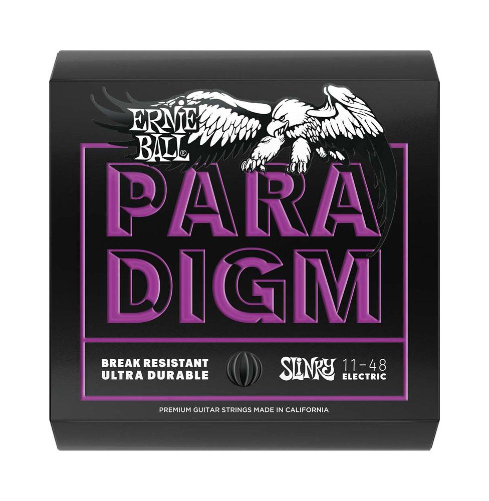 ギター用アクセサリー・パーツ, エレキギター弦 Ernie Ball 2020 Paradigm Power Slinky Electric 11-48