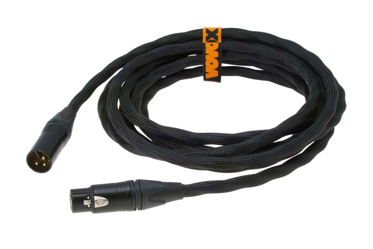 ケーブル, マイクケーブル VOVOX link direct S 500 cm XLR(F) - XLR(M)6.0903