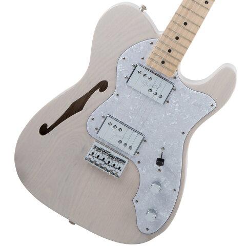 【タイムセール:28日12時まで】Fender / Made in Japan Traditional 70s Telecaster Thinline Maple Fingerboard US Blonde 【YRK】《純正ケーブル&ピック1ダースプレゼント!/+661944400》