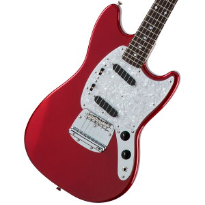 Fender / Made in Japan Traditional 70s Mustang Matching Head Candy Apple Red【YRK】《予約注文/12月以降入荷予定》《純正チューナーとピック12枚プレゼント!/+811179700》