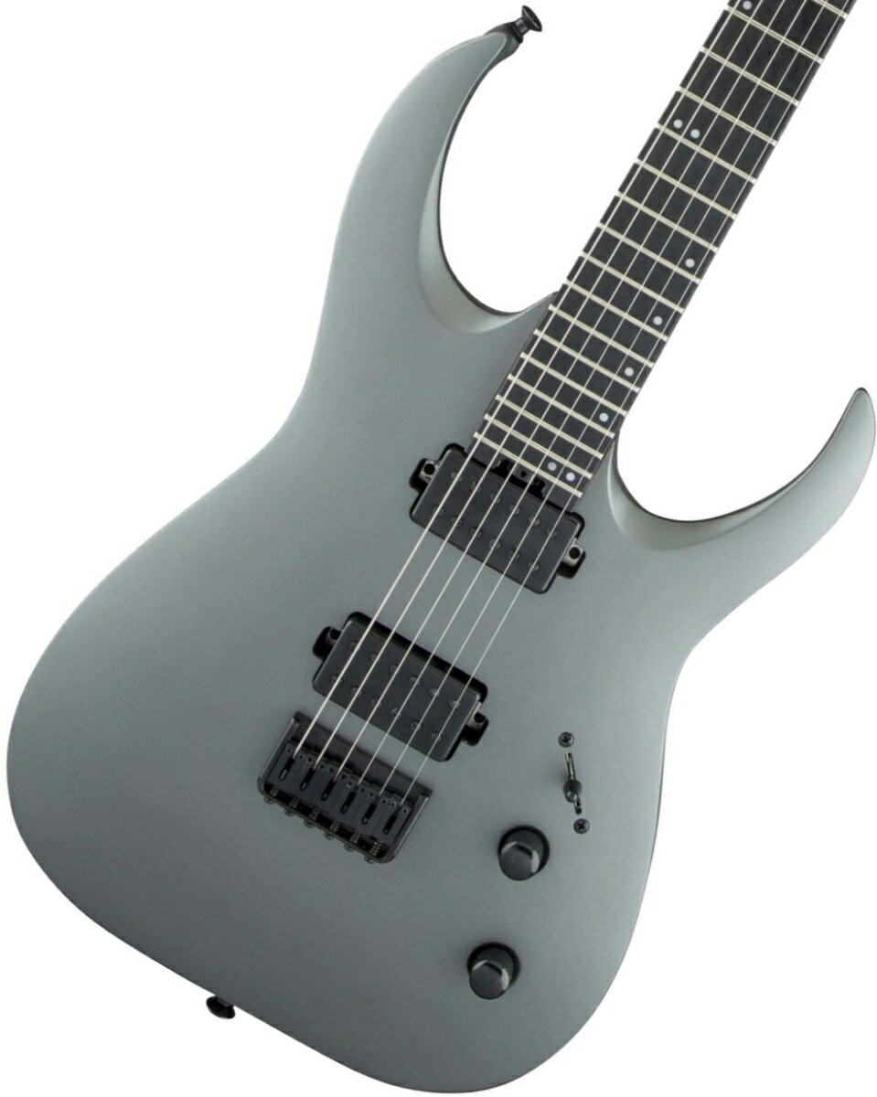 ギター, エレキギター Jackson Pro Series Juggernaut HT6 Satin Gun Metal Gray