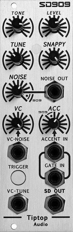 ピアノ・キーボード, モジュラーシンセ Tiptop Audio SD909 Snare Drum