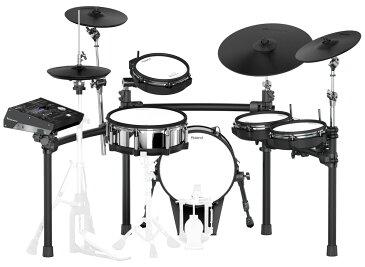 【タイムセール:16日12時まで】Roland Drum System TD-50K カスタム VH-13ハイハット KD-140-BC MDS-50K セット【YRK】