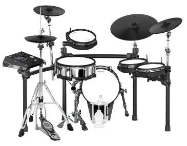 Roland Drum System TD-50K カスタム VH-13ハイハット KD-140-BC MDS-50K HHスタンドとSDスタンドセット【YRK】