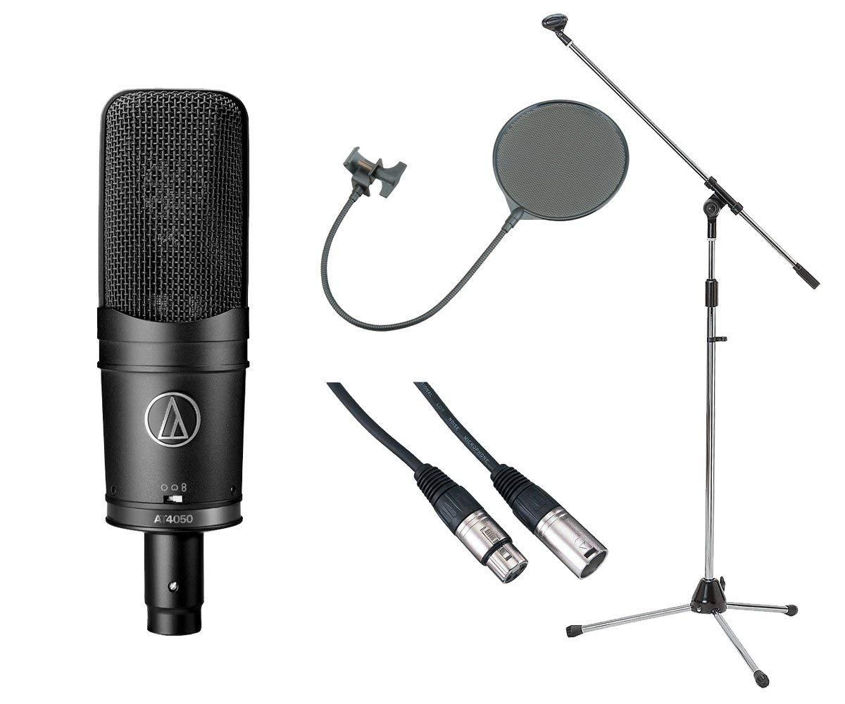 PA機器, マイク audio-technica AT4050 3