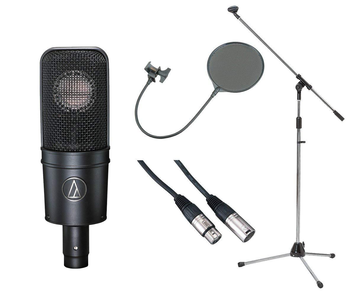 PA機器, マイク audio-technica AT4040 3