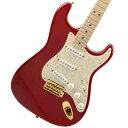 Fender / MAMI STRATOCASTER Custom Red フェンダー【新品特価】【YRK】