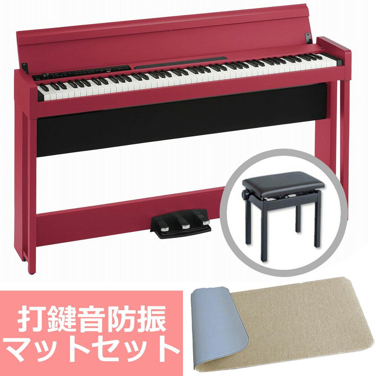 ピアノ・キーボード, 電子ピアノ KORG C1 Air RD () PNG681018000671044200