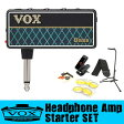 VOX / amPlug2 Bass Headphone Bass Amp Starter Set 【これさえあれば、すぐに練習が始められる!ベース用ヘッドフォンアンプ&アクセサリーの充実スターターセット!】【yrk】