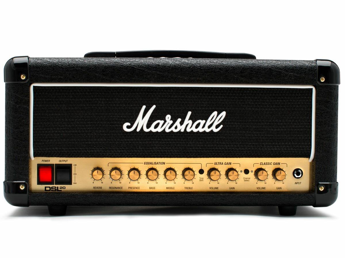 ギター用アクセサリー・パーツ, アンプ Marshall DSL20H 20W YRK