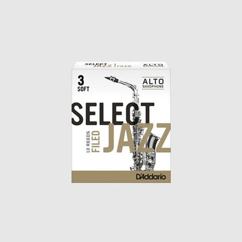 木管楽器用アクセサリー・パーツ, リード DAddario Woodwinds RICO JAZZ SELECT FIELD 10 2H LRICJZSAS2H