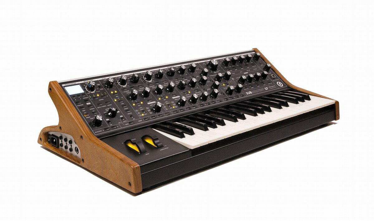 ピアノ・キーボード, キーボード・シンセサイザー moog Subsequent37 YRK
