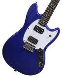 【タイムセール:27日12時まで】Squier by Fender / Bullet Mustang HH Imperial Blue Indian Laurel スクワイヤ《純正ストラップロックプレゼント!/+0885978638567》