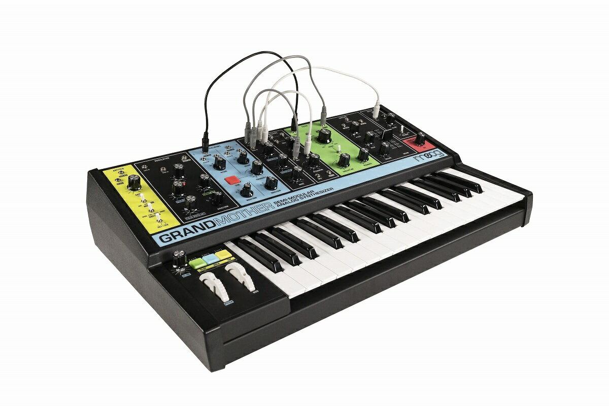 ピアノ・キーボード, キーボード・シンセサイザー moog Grandmother YRK