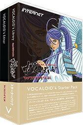 DAW・DTM・レコーダー, MIDIインターフェイス INTERNET VOCALOID4 Starter Pack WHISPER(VA4S-GPW01)