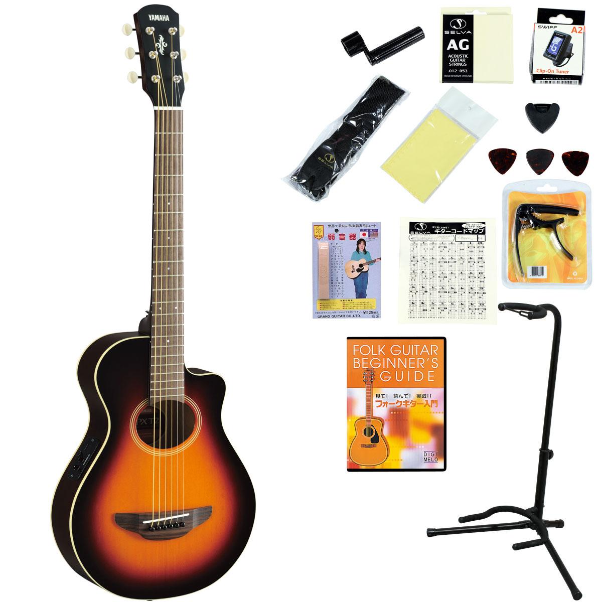 ギター, エレアコギター YAMAHA APXT2 Old Violin Sunburst (OVS) YRK2308111820004