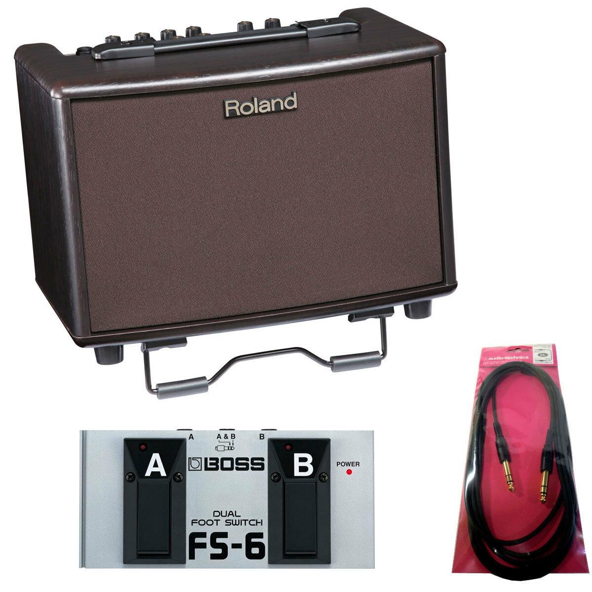 ギター用アクセサリー・パーツ, アンプ Roland AC-33-RW Acoustic Chorus BOSS FS-615W15W YRK