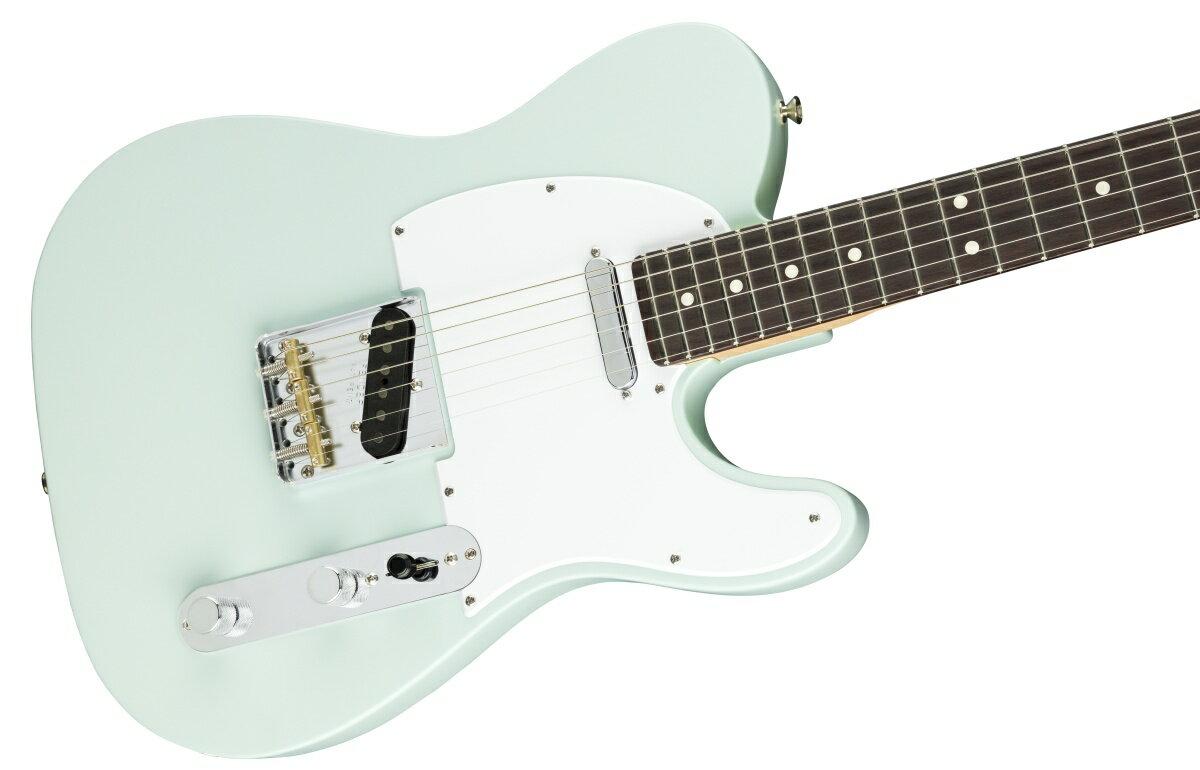 ギター, エレキギター Fender USA American Performer Telecaster Rosewood Fingerboard Satin Sonic Blue!671038200