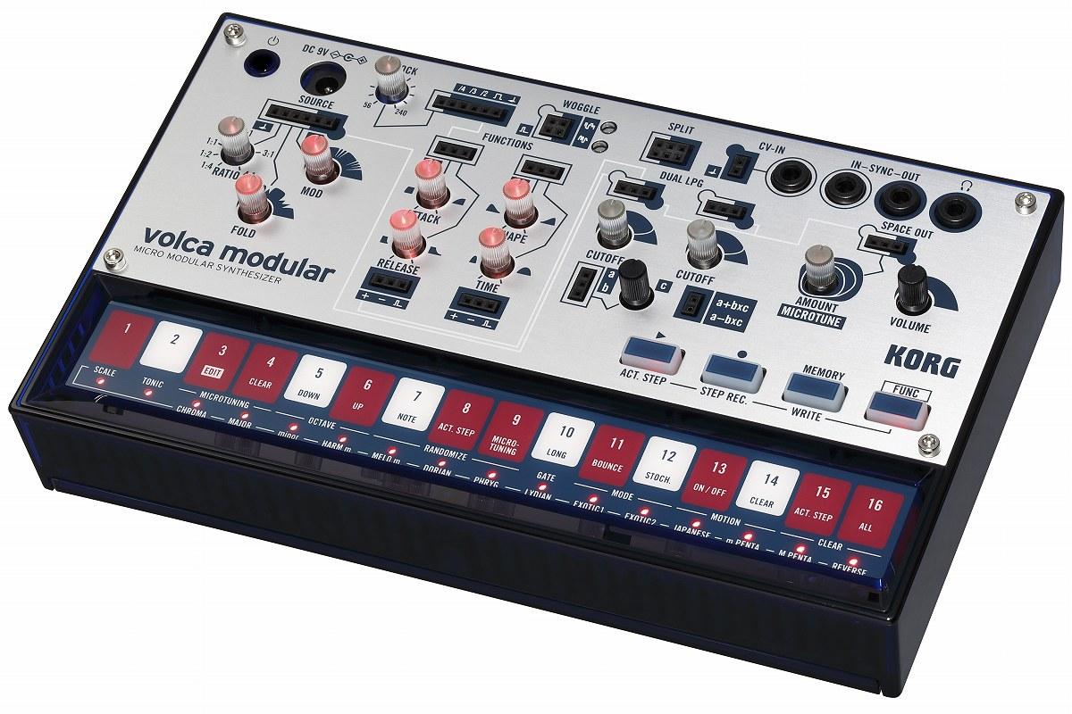 ピアノ・キーボード, キーボード・シンセサイザー 365KORG volca modular YRK