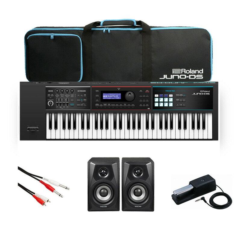 ピアノ・キーボード, キーボード・シンセサイザー 365Roland JUNO-DS61 (JUNO-DS)YRK