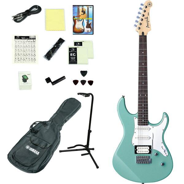 YAMAHA/PACIFICA112VSOB(ソニックブルー) エレキギター14点入門セット ヤマハPAC112VPAC-112