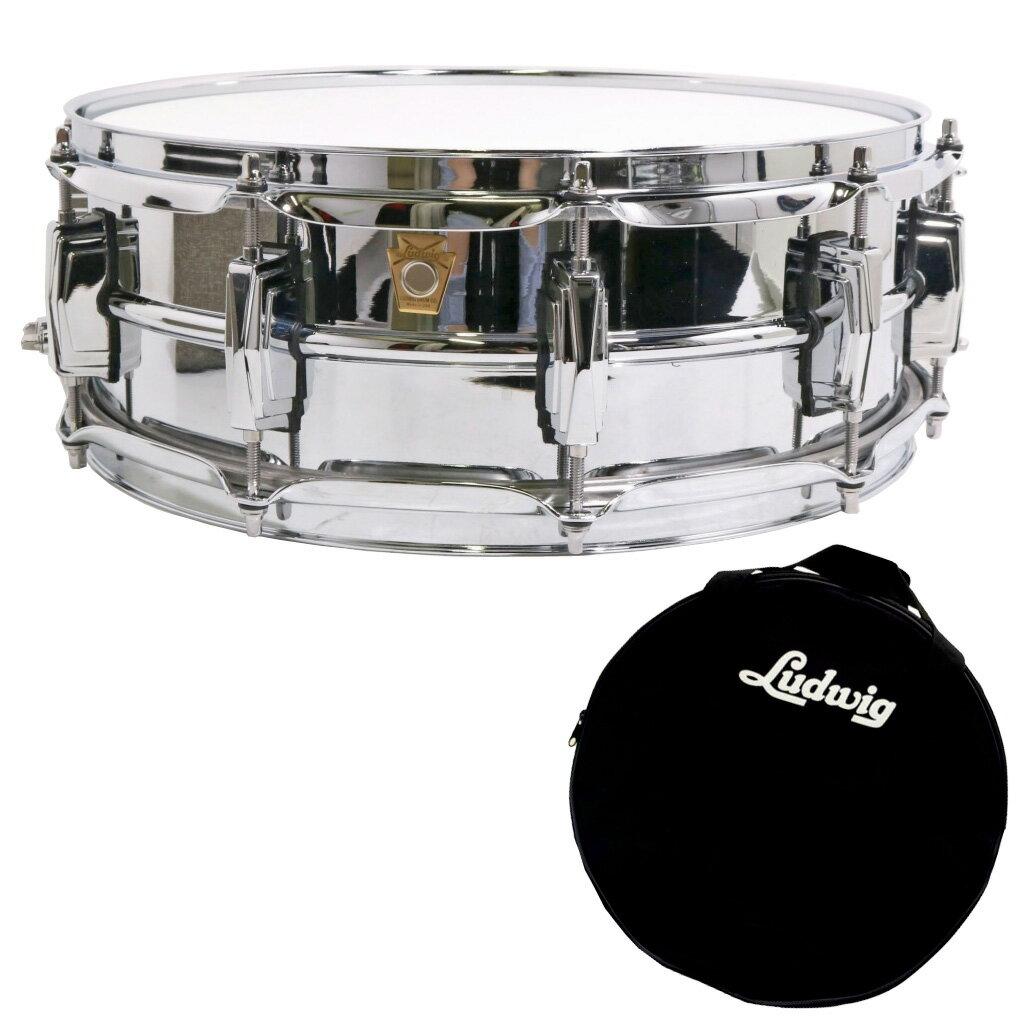 ドラム, スネア Ludwig LM400 14x5 Supraphonic