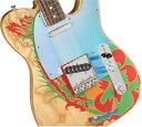 【タイムセール:28日12時まで】Fender / Jimmy Page Telecaster Rosewood Fingerboard Natural ドラゴンテレキャスター【新品特価】【YRK】