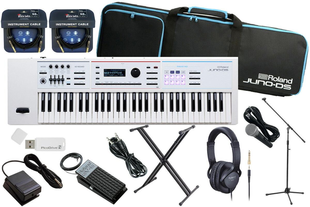 ピアノ・キーボード, キーボード・シンセサイザー 365Roland JUNO-DS61W DP-2EV-5 (JUNO-DS)