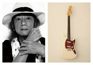 Fender / Made in Japan CHAR MUSTANG Rosewood Fingerboard Olympic White《予約注文/9月末頃発売予定》