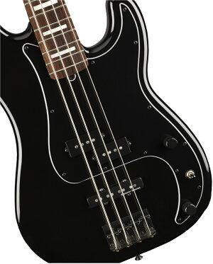 Fender / Duff McKagan Deluxe Precision Bass Rosewood Fingerboard Black フェンダー《ストリングミュータープレゼント!/+681485900》
