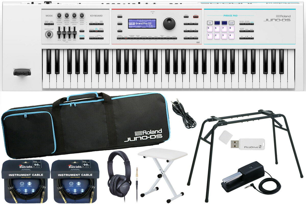 ピアノ・キーボード, キーボード・シンセサイザー Roland JUNO-DS61WDP-10 (JUNO-DS)