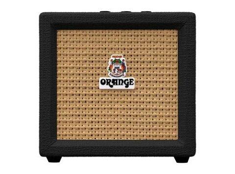【在庫有り】 ORANGE / Crush Mini (ブラック) 【3W ミニアンプ】 オレンジ ギターアンプ ミニアンプ CRUSH-MINI-BK 【数量限定特価】